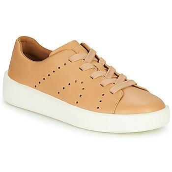 Sko Dame Lave sneakers Camper COURB Kamel