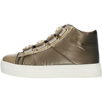 Sko Dame Høje sneakers Liu Jo 469745T0011 Beige