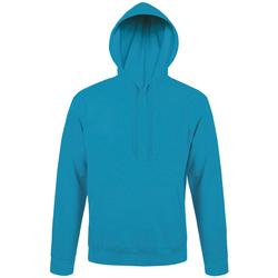 textil Sweatshirts Sols SNAKE UNISEX SPORT Azul