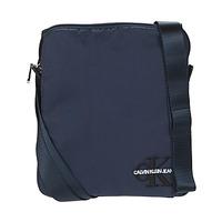 Tasker Herre Punge / Håndledstasker Calvin Klein Jeans CKJ MONOGRAM NYLON MICRO FP Marineblå