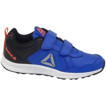Sko Børn Lave sneakers Reebok Sport Almotion 40 Sort,Blå