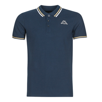 textil Herre Polo-t-shirts m. korte ærmer Kappa ESMO Blå