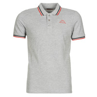textil Herre Polo-t-shirts m. korte ærmer Kappa ESMO Grå / Cold / Mel / Sort / Rød