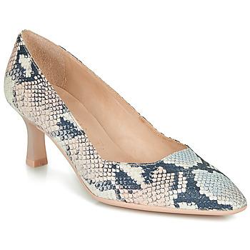 Sko Dame Højhælede sko Hispanitas PARIS Flerfarvet