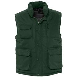 textil Veste / Cardigans Sols VIPER QUALITY WORK Verde