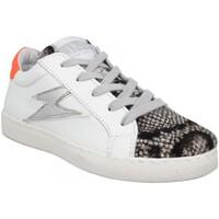 Sko Børn Lave sneakers Semerdjian 125862 Hvid