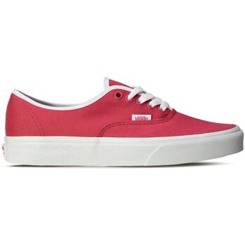 Sko Lave sneakers Vans Authentic Pop Hvid, Pink