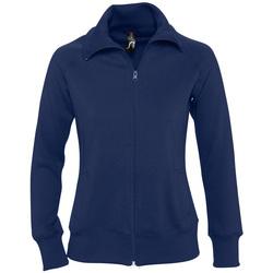 textil Dame Sweatshirts Sols SODA WOMEN SPORT Azul