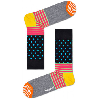 Accessories Strømper Happy Socks Stripe and dot sock Flerfarvet