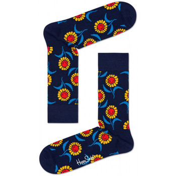 Accessories Strømper Happy Socks Sunflower sock Flerfarvet