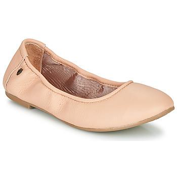 Sko Dame Ballerinaer Minnetonka ANNA Pink