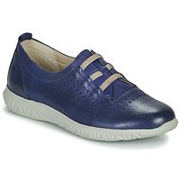 Sko Dame Lave sneakers Dorking SILVER Blå