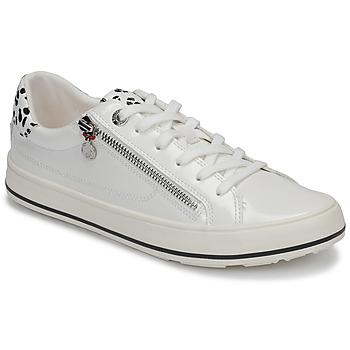 Sko Dame Lave sneakers S.Oliver NASTOUKI Hvid