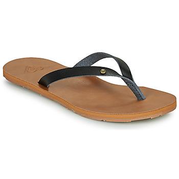 Sko Dame Flip flops Roxy JYLL III Sort