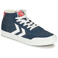 Sko Herre Høje sneakers Hummel STADIL 3.0 CLASSIC HIGH Blå