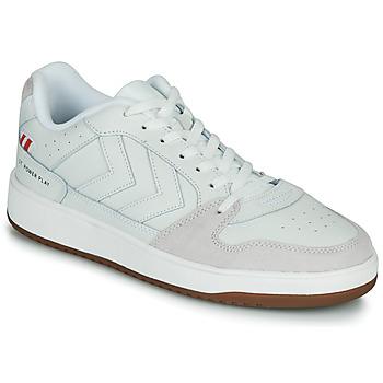 Sko Herre Lave sneakers Hummel ST. POWER PLAY Hvid