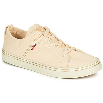 Sko Herre Lave sneakers Levi's SHERWOOD LOW Beige