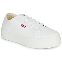 Sko Dame Lave sneakers Levi's TIJUANA Hvid