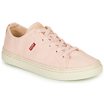 Sko Dame Lave sneakers Levi's SHERWOOD S LOW Pink