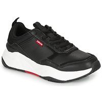 Sko Dame Lave sneakers Levi's WEST Sort