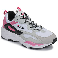 Sko Dame Lave sneakers Fila RAY TRACER CB WMN Hvid / Pink
