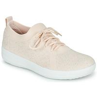 Sko Dame Lave sneakers FitFlop F-SPORTY UBERKNIT SNEAKERS Pink