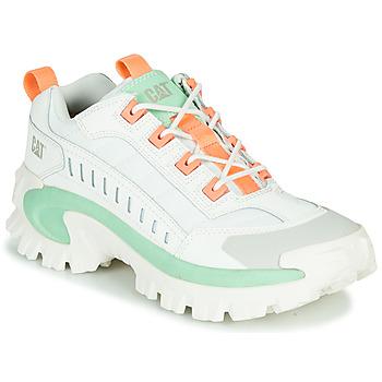 Sko Herre Lave sneakers Caterpillar INTRUDER Hvid / Grøn