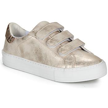 Sko Dame Lave sneakers No Name ARCADE STRAPS Beige