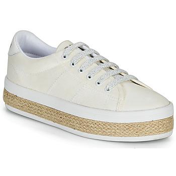Sko Dame Lave sneakers No Name MALIBU SNEAKER Hvid