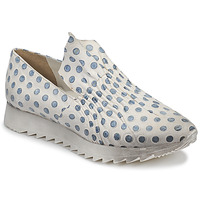 Sko Dame Lave sneakers Papucei ZENIT Hvid / Grå