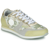 Sko Dame Lave sneakers Pataugas IDOL/MIX Camouflage