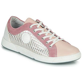 Sko Dame Lave sneakers Pataugas JOHANA Pink