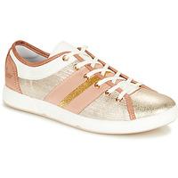 Sko Dame Lave sneakers Pataugas JUMEL/M Guld