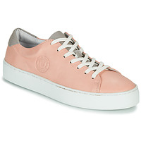 Sko Dame Lave sneakers Pataugas KELLA Pink