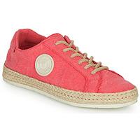 Sko Dame Lave sneakers Pataugas PAM/T  fuchsia