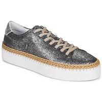 Sko Dame Lave sneakers Pataugas SELLA/T Sort / Iriserende