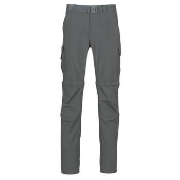 textil Herre Cargo bukser Columbia SILVER RIDGE II CONVERTI Grå