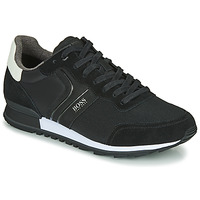 Sko Herre Lave sneakers BOSS PARKOUR RUNN NYMX2 Sort