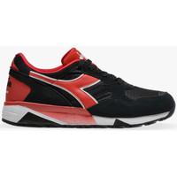 Sko Herre Lave sneakers Diadora N9002 Sort