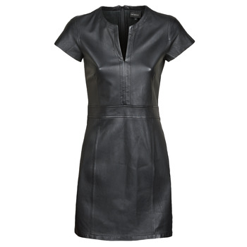 textil Dame Korte kjoler Oakwood PLEASE Sort
