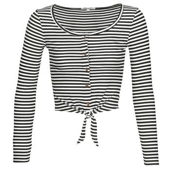 textil Dame Toppe / Bluser Pepe jeans FALBALA Sort
