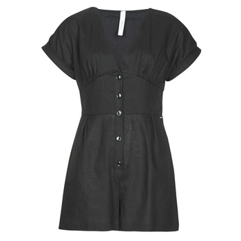textil Dame Buksedragter / Overalls Pepe jeans SHERGIA Sort