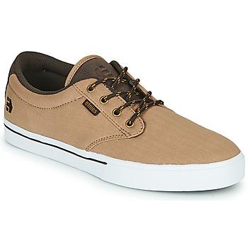 Sko Herre Lave sneakers Etnies JAMESON 2 ECO Beige / Brun