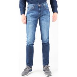 textil Herre Smalle jeans Lee Arvin L732ASJO navy