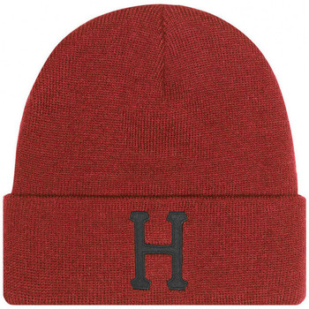 Accessories Herre Huer Huf Beanie classic h Bordeaux