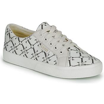 Sko Dame Lave sneakers Lauren Ralph Lauren JAYCEE NE SNEAKERS VULC Fløde