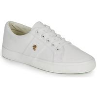 Sko Dame Lave sneakers Lauren Ralph Lauren JANSON II Hvid