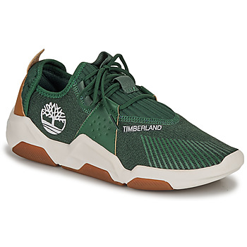 Sko Herre Lave sneakers Timberland EARTH RALLY FLEXIKNIT OX Grøn