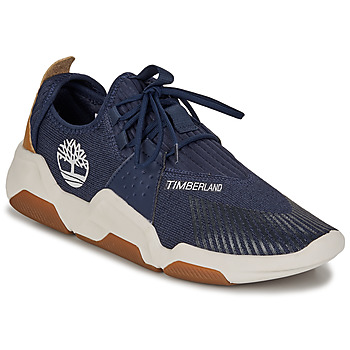 Sko Herre Lave sneakers Timberland EARTH RALLY FLEXIKNIT OX Blå