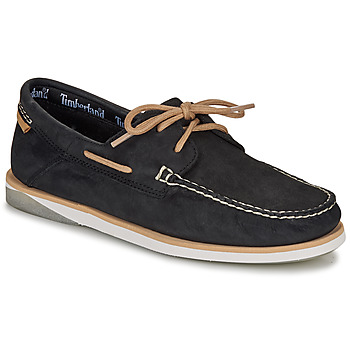 Sko Herre Sejlersko Timberland ATLANTIS BREAK BOAT SHOE Sort